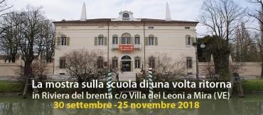 In autunno la nuova edizione della mostra a Mira (VE)